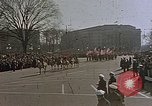 Image of President Franklin D. Roosevelt Inaugural parade Washington DC USA, 1941, second 7 stock footage video 65675046179