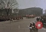 Image of President Franklin D. Roosevelt Inaugural parade Washington DC USA, 1941, second 8 stock footage video 65675046179
