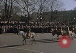 Image of President Franklin D. Roosevelt Inaugural parade Washington DC USA, 1941, second 9 stock footage video 65675046179