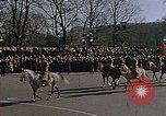 Image of President Franklin D. Roosevelt Inaugural parade Washington DC USA, 1941, second 10 stock footage video 65675046179