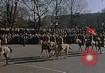 Image of President Franklin D. Roosevelt Inaugural parade Washington DC USA, 1941, second 12 stock footage video 65675046179