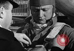 Image of paratroopers Lakehurst New Jersey USA, 1941, second 11 stock footage video 65675046181