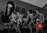 Image of paratroopers Lakehurst New Jersey USA, 1941, second 12 stock footage video 65675046181
