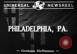 Image of gas explosion Philadelphia Pennsylvania USA, 1941, second 2 stock footage video 65675046183
