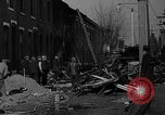 Image of gas explosion Philadelphia Pennsylvania USA, 1941, second 4 stock footage video 65675046183