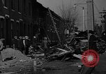 Image of gas explosion Philadelphia Pennsylvania USA, 1941, second 5 stock footage video 65675046183