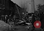 Image of gas explosion Philadelphia Pennsylvania USA, 1941, second 6 stock footage video 65675046183