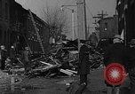 Image of gas explosion Philadelphia Pennsylvania USA, 1941, second 7 stock footage video 65675046183