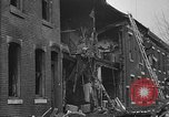 Image of gas explosion Philadelphia Pennsylvania USA, 1941, second 8 stock footage video 65675046183