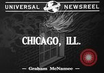 Image of gas explosion Chicago Illinois USA, 1941, second 2 stock footage video 65675046184