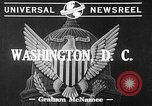 Image of Chief Justices Washington DC USA, 1941, second 2 stock footage video 65675046188