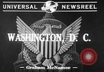 Image of Chief Justices Washington DC USA, 1941, second 3 stock footage video 65675046188