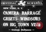 Image of Windsors New York United States USA, 1941, second 2 stock footage video 65675046189