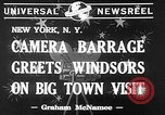 Image of Windsors New York United States USA, 1941, second 4 stock footage video 65675046189