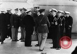 Image of President Franklin Roosevelt Argentia Newfoundland Canada, 1941, second 11 stock footage video 65675046198