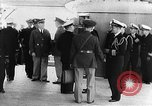 Image of President Franklin Roosevelt Argentia Newfoundland Canada, 1941, second 12 stock footage video 65675046198