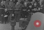 Image of Prime Minister Winston Churchill Argentia Newfoundland Canada, 1941, second 6 stock footage video 65675046199
