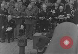 Image of Prime Minister Winston Churchill Argentia Newfoundland Canada, 1941, second 7 stock footage video 65675046199