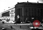 Image of Department of Justice Building Washington DC USA, 1935, second 2 stock footage video 65675046203