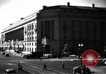Image of Department of Justice Building Washington DC USA, 1935, second 3 stock footage video 65675046203