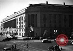 Image of Department of Justice Building Washington DC USA, 1935, second 7 stock footage video 65675046203