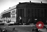 Image of Department of Justice Building Washington DC USA, 1935, second 8 stock footage video 65675046203