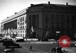 Image of Department of Justice Building Washington DC USA, 1935, second 10 stock footage video 65675046203