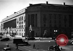 Image of Department of Justice Building Washington DC USA, 1935, second 11 stock footage video 65675046203