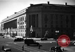 Image of Department of Justice Building Washington DC USA, 1935, second 12 stock footage video 65675046203
