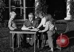 Image of President Franklin D. Roosevelt Hyde Park New York USA, 1936, second 5 stock footage video 65675046210