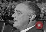 Image of President Franklin Roosevelt Georgia USA, 1936, second 4 stock footage video 65675046212