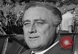 Image of President Franklin Roosevelt Georgia USA, 1936, second 5 stock footage video 65675046212