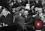 Image of President Franklin Roosevelt Philadelphia Pennsylvania USA, 1936, second 2 stock footage video 65675046216