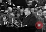 Image of President Franklin Roosevelt Philadelphia Pennsylvania USA, 1936, second 9 stock footage video 65675046216