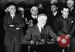 Image of President Franklin D.  Roosevelt United States USA, 1940, second 6 stock footage video 65675046220