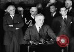 Image of President Franklin D.  Roosevelt United States USA, 1940, second 12 stock footage video 65675046220