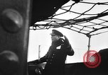 Image of British convoy rescues German sailors North Sea, 1940, second 8 stock footage video 65675046229