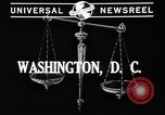Image of Charles Evans Hughes Washington DC USA, 1940, second 2 stock footage video 65675046231