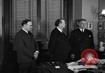 Image of Senator Alben Barkley United States USA, 1944, second 8 stock footage video 65675046234