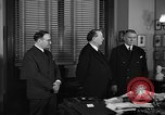 Image of Senator Alben Barkley United States USA, 1944, second 9 stock footage video 65675046234