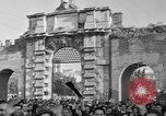 Image of liberation of Rome Rome Italy, 1944, second 9 stock footage video 65675046262