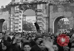 Image of liberation of Rome Rome Italy, 1944, second 10 stock footage video 65675046262