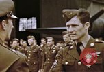 Image of Memphis Belle crew decorated European Theater, 1943, second 8 stock footage video 65675046293