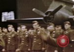 Image of Memphis Belle crew decorated European Theater, 1943, second 11 stock footage video 65675046293