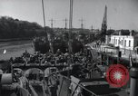 Image of US Large Landing Craft Infantry docked in Weymouth, England  Weymouth England, 1944, second 3 stock footage video 65675046305