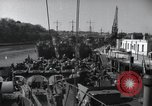 Image of US Large Landing Craft Infantry docked in Weymouth, England  Weymouth England, 1944, second 4 stock footage video 65675046305