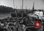 Image of US Large Landing Craft Infantry docked in Weymouth, England  Weymouth England, 1944, second 6 stock footage video 65675046305