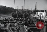 Image of US Large Landing Craft Infantry docked in Weymouth, England  Weymouth England, 1944, second 7 stock footage video 65675046305