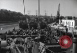 Image of US Large Landing Craft Infantry docked in Weymouth, England  Weymouth England, 1944, second 8 stock footage video 65675046305