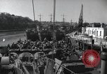 Image of US Large Landing Craft Infantry docked in Weymouth, England  Weymouth England, 1944, second 9 stock footage video 65675046305